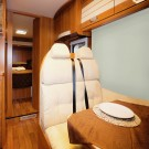 DIAMOND RV ROLLER SHADES LIGHT FILTERING Interior View