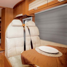 Onyx RV Blackout Shades