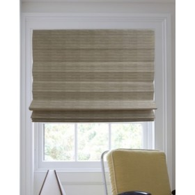 Sierra Cordless Natural Wicker Woven Wood Shades