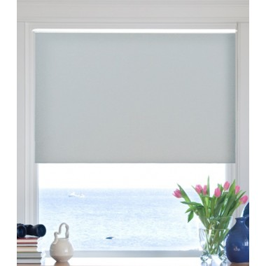Diamond RV Roller Shades Light Filtering Motorized