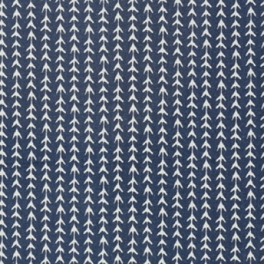 Foothill Collection Free Fabric Samples - Vine Vintage Indigo